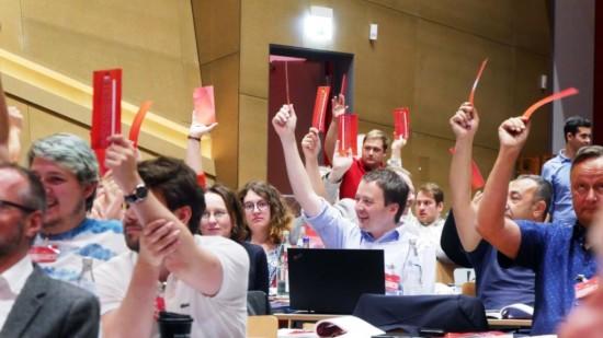 SPD Parteitag 2019