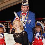 Doris Schröder-Köpf ist Ehrensenatorin der Eugenesen