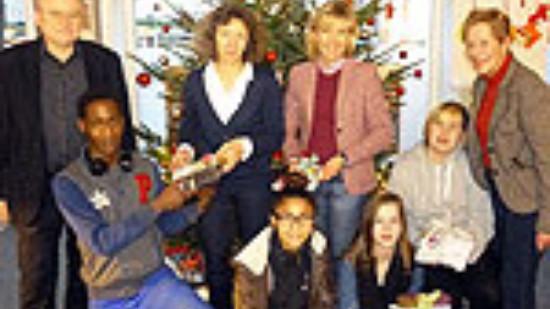 Weihnachtsaktion für die St. Joseph Kinder- und Jugendhilfe